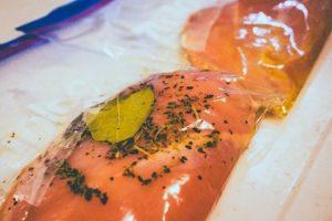 最強サラダチキン 低温調理 高タンパク質