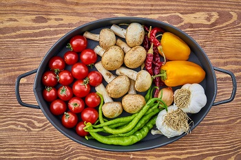 ボニークで野菜を低温調理