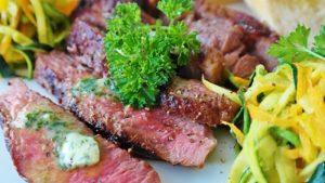安いステーキ肉,低温調理