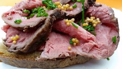 安い肉,ローストビーフ