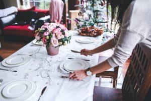 料理好き プレゼント 女性,テーブルセッティング